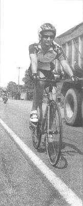 Osni Ortiga. Ciclistas em perigo. Foto: Rosane Lima/ND.