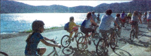 Pressão. Ciclistas farão manifestação no segundo sábado de cada mês.