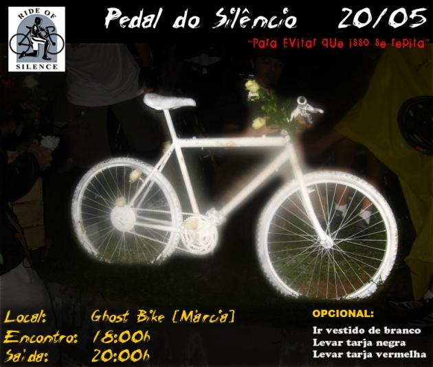 São Paulo - Pedal do Silêncio 2009-05-20