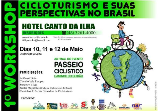 Workshop Cicloturismo