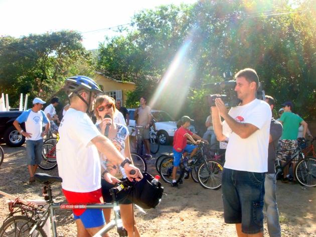 Mídia: Patrola. Foto: Ciclista Fabiano.