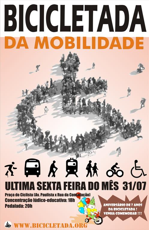 São Paulo 2009-07-31 Mobilidade