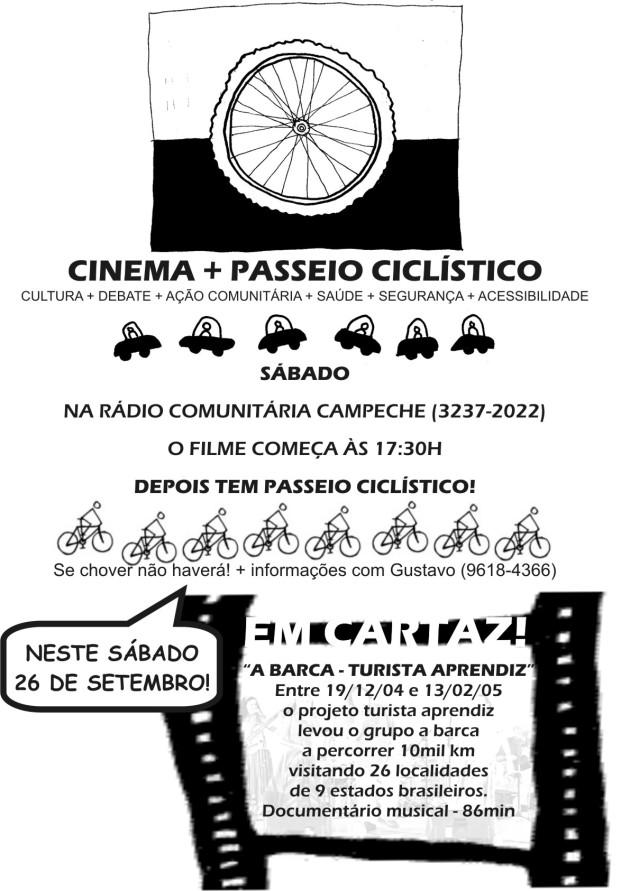 Florianópolis CicloCine 2009-09-26