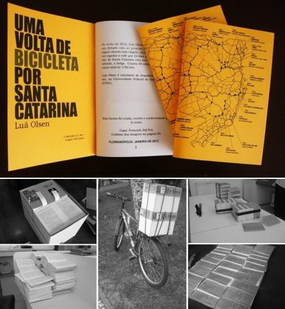 Uma Volta de Bicicleta por Santa Catarina