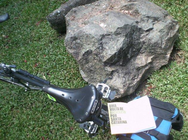 Uma volta de bicicleta por SC - Fregolão