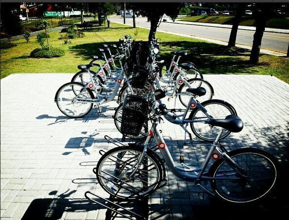 Bicicletaria.net. Foto: BandNews FM Curitiba.