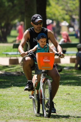 BikePoA. Foto: Deb Dorneles / Porto Alegre Cycle Chic.