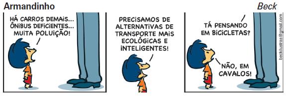 Charge - Armandinho DC 2013-03-16  Alternativas de transporte