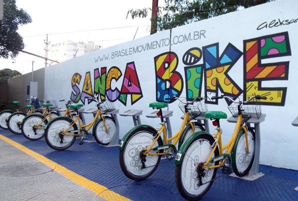 Sanca Bike