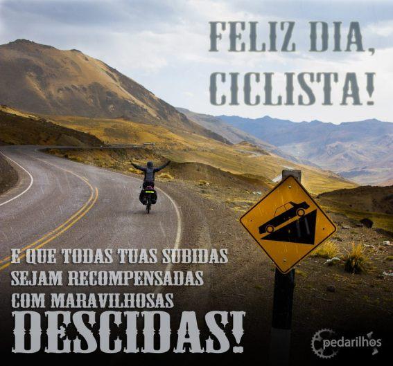 Feliz Dia, Ciclista!