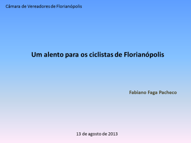 Palestra Fabiano 2013-08-13