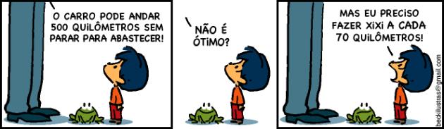 charge - Armandinho 2013-08-29 Abastecimento