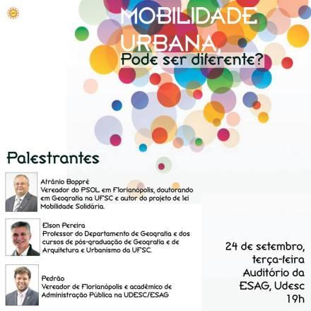 Florianopolis 2013-09-24 Mobilidade Urbana