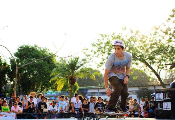 Foto: Rodrigo Morais / Associação de Skate da Grande Florianópolis.