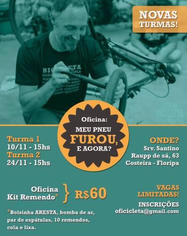 Florianopolis 2013-11-10.24 Meu pneu furou