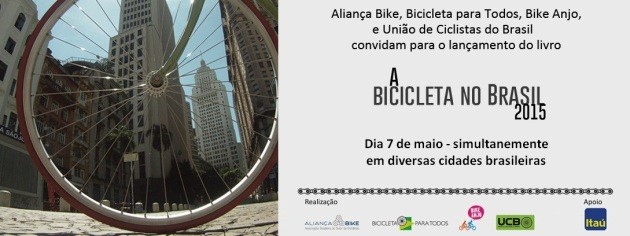 convite a bicicleta no brasil