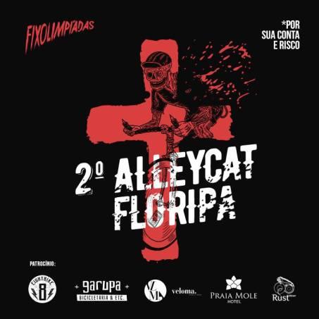 Florianopolis 2015-10-30 Alleycat Fixolimpiadas