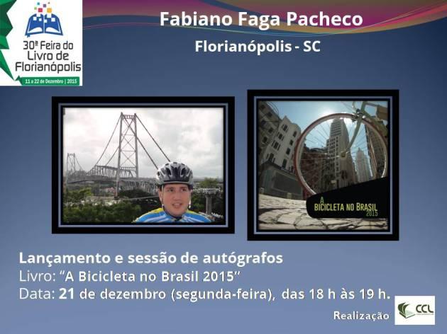 A Bicicleta no Brasil - Feira do Livro